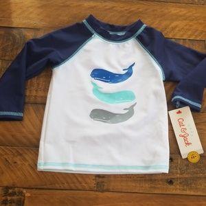 Rashguard long sleeve Swim Shirt